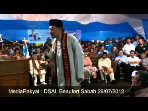 Walaupun miskin harta, kita jangan menjadi hamba - DS Anwar Ibrahim (video)
