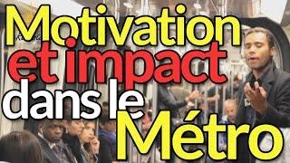 La vidéo la plus impactante dans le métro - Motivation en Francais