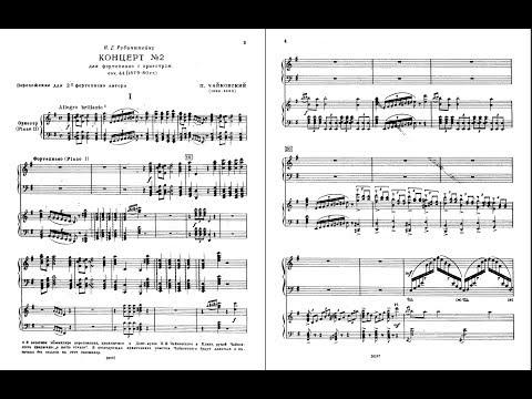 P.I. Tchaikovsky - Piano Concerto No.2 in G major, Op.44 (Pletnev, Fedoseyev)