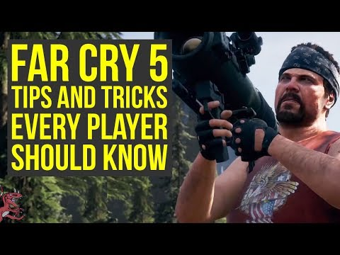 Far Cry 5 Tips and Tricks EVERY PLAYER SHOULD KNOW (Farcry 5 tips - Farcry5 - Far Cry 5 Tipps)