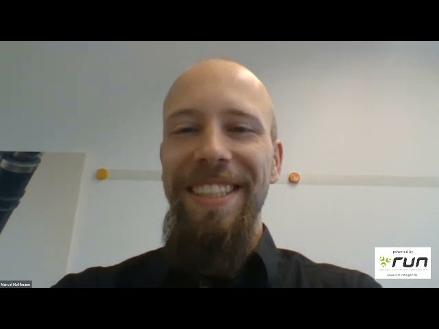 run präsentiert: Marcel Hoffmann - betriebliche Krankenversicherung