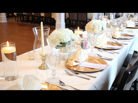 Reception Wedding Decor