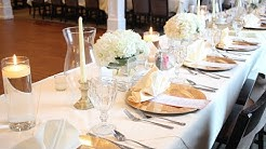 Reception Wedding Decor
