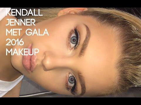 Kendall Jenner Met Gala inspired makeup tutorial | Sophia Mitchell