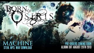 Born of Osiris - Machine (Instrumental) (Alex Sévigny Mix)