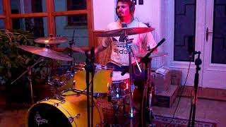 Nothing else matters - Drums practice by Gezus Szabo