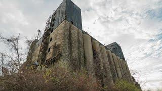 Huge Abandoned Death-Trap Factory Exploration