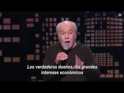 George Carlin - Los Verdaderos Dueños (Subtitulado)