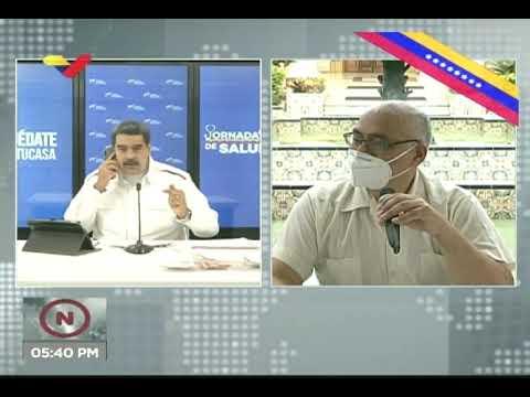 Conozca los tratamientos que se administran en Venezuela para tratar el Covid-19