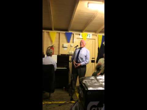 Ronnie Tait-The Medas song, Hawick Common Riding 2014
