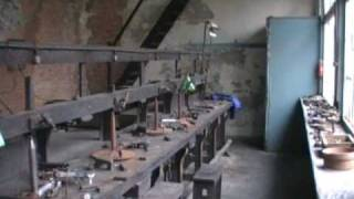 URBEX: The abandoned diamond workshop