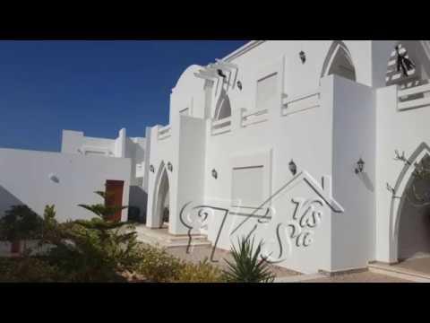 Villa avec piscine à vendre sur Djerba TUNISIE