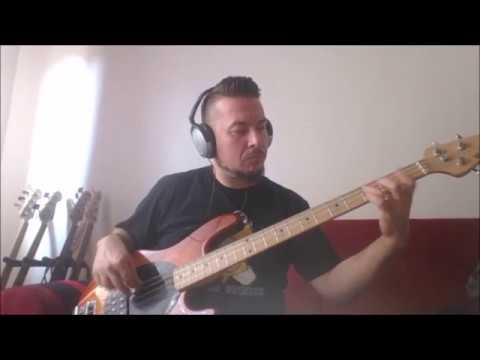 Fender Jazz Bass vs Fender Precision Bass vs MusicMan Stingray - Challenge on the same riffs