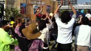 2012.05.06 明石うたの日コンサート2012 大蔵海岸東浜芝生広場にて.
