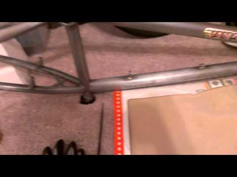 How to: Raw a bmx frame