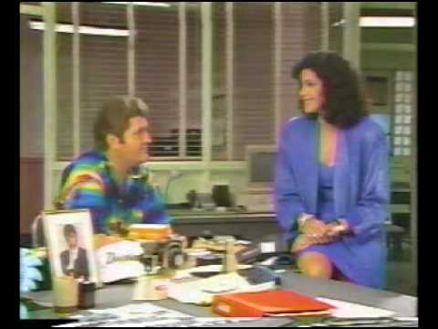 Miami Vice 1  Michael Talbott & Saundra Santiago 1986