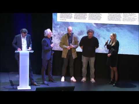 Prix Relay 2017 du Meilleur coup éditorial :  Les Inrockuptibles