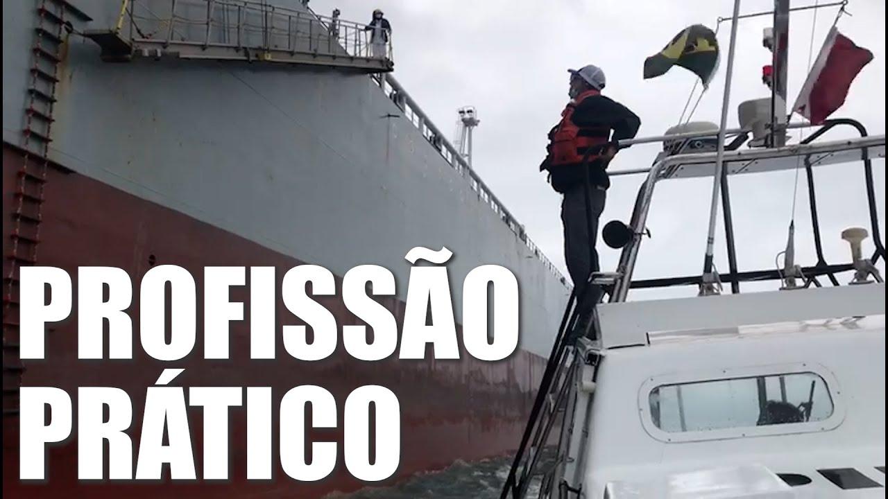 Download PROFISSÃO PRÁTICO - MANOBRA DE ATRACAÇÃO COM 2 PRÁTICOS - PORTO DE SÃO SEBASTIÃO