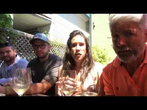 Oregon Wine Lab: Food Cart Business in Eugene, Rick Dancer