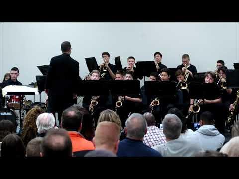 Clearview Regional Middle School Jazz Band - Jazz Night - February 27, 2019