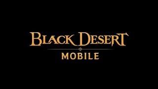 Black Desert Mobile - стрим разработчиков, новый класс Хассашин, подарки