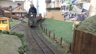 Rails in the Garden - Yorkshire Group 2019 AGM