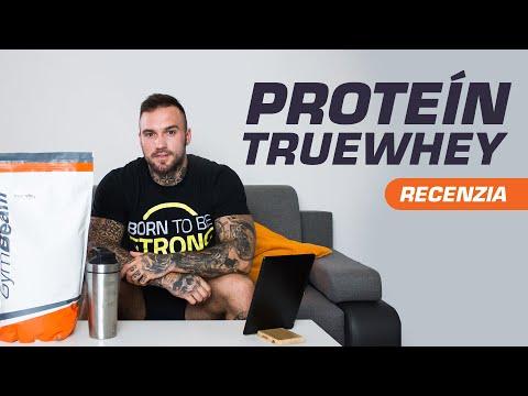 Recenzia l Proteín True Whey s vysokým obsahom bielkovín 💪 l GymBeam