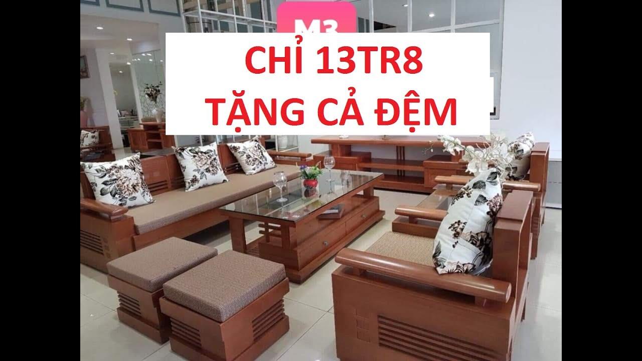 Bàn ghế phòng khách giá rẻ | Bộ bàn ghế phòng khách đẹp giá rẻ P2