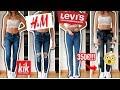 LIVE HOSEN TEST -  Ich Teste Jeans Hosen Von BILLIG Bis TEUER (350€ WTF?!) ⎥ PIA