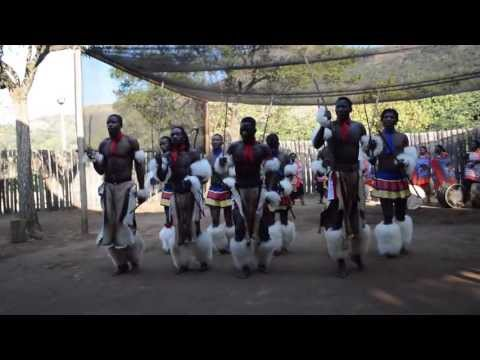 Traditional Swazi dances and music
