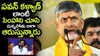 Chandrababu Naidu Strong Counter To Ys Jagan Comments On Pawan Kalyan Marriages | Filmylooks