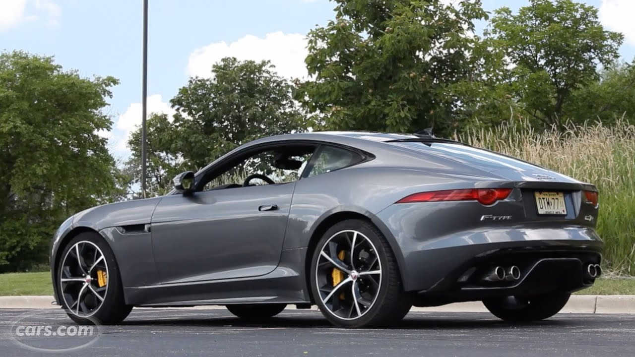 2016 Jaguar F Type R   YouTube