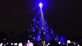 "Disney Dreams! Opening Peter Pan ""Second Star To The Right"" scene - Disneyland Paris"