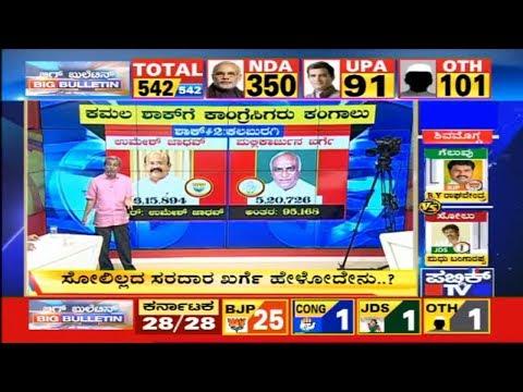 Big Bulletin | HR Ranganath's Ananlysis On Karnataka Lok Sabha Election Results 2019 | May 23, 2019
