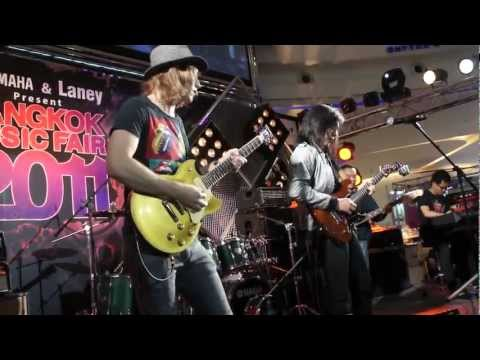 "[Jack Thammarat Band] ""The Thrill Is Gone"" - B.B. King - Jam Session with Joshua Ray"