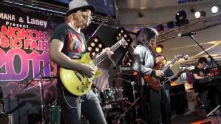 The Thrill Is Gone - Jack Thammarat Band with Joshua Ray