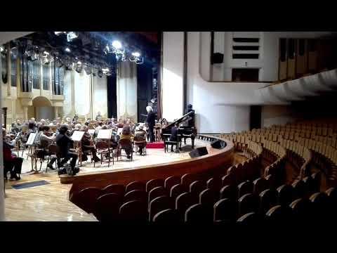 «Река талантов»-2018 в Самарской филармонии – репетиция