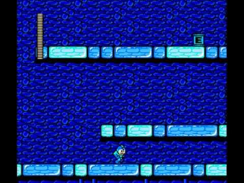 Mega Man 2 - Flash Man - No Damage Buster Only