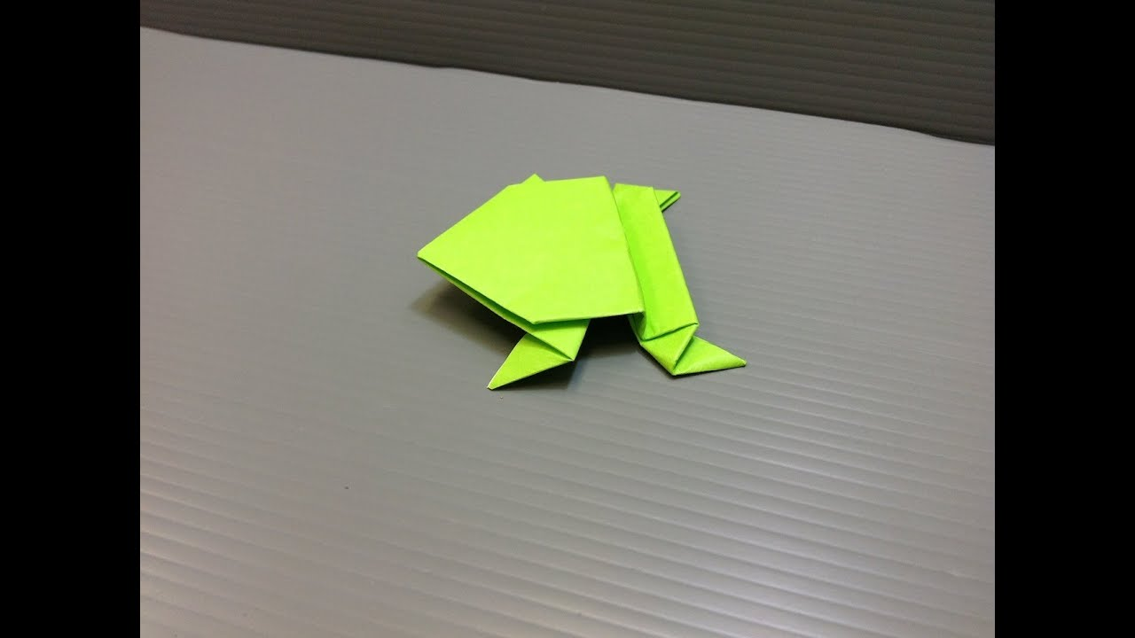 Diagram Origami Number 3