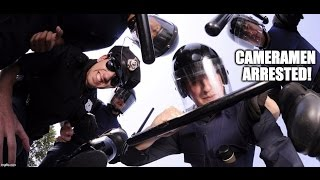 Proof: When Cops Murder Someone, They Arrest The People Filming Them