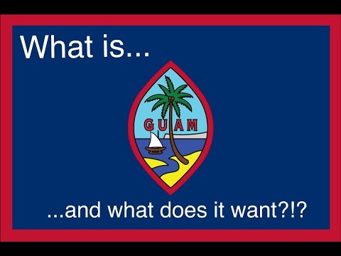What is Guam? A brief history