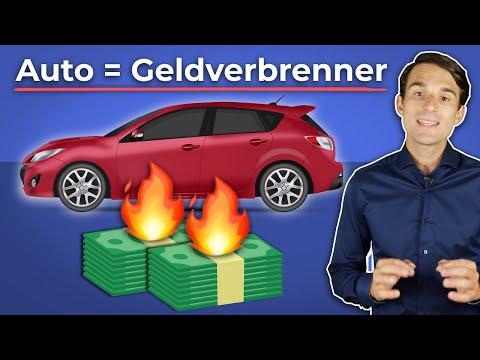 Wie Autos dein Geld vernichten..