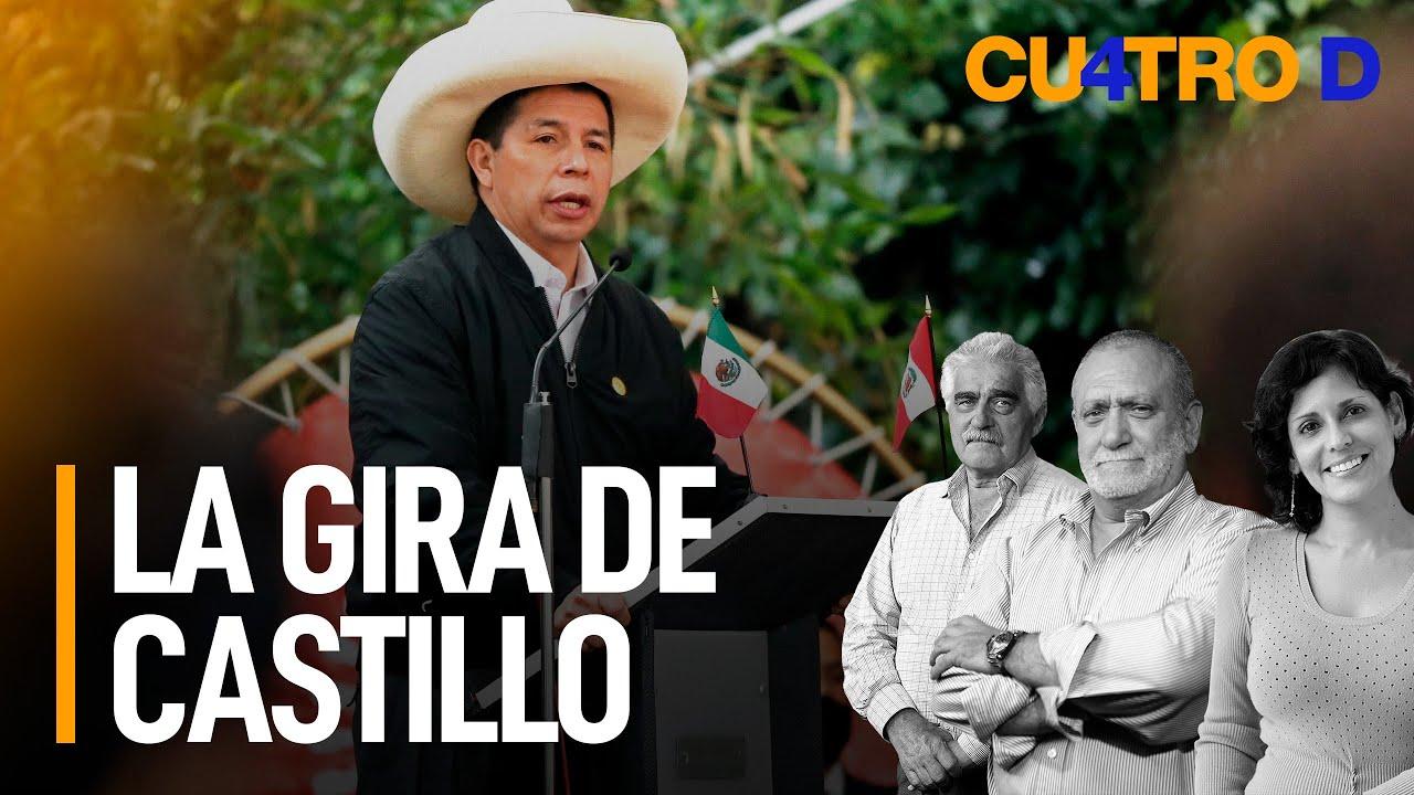 Download La gira de Pedro Castillo | Cuatro D