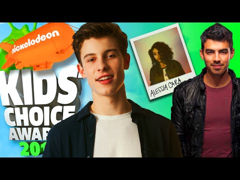 Kids Choice Awards 2016 | Nominees for Favorite New Artist