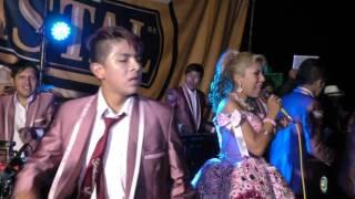 Yolandita ivon de Yequisar en Huaracayo 7 de Enero 2017