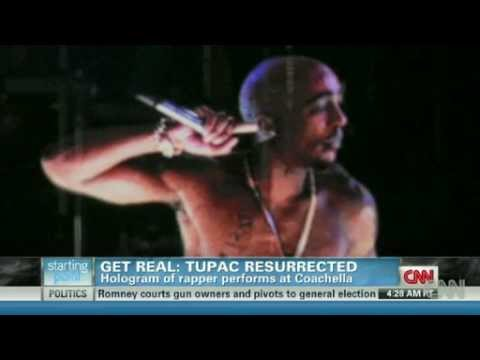 2Pac Returns: CNN Used Hologram Tech but Person Needed to Be Alive