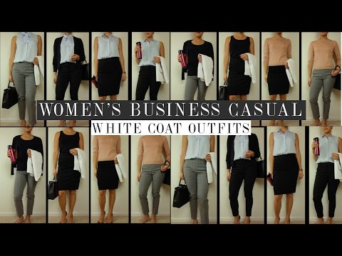 Whitecoat Outfits: Business Casual Looks on a Budget | 3rd Year of Medical School