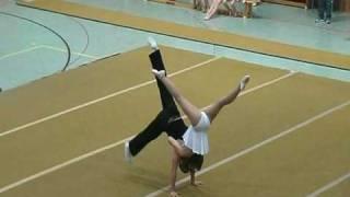 Akrobatik Duo Ralf und Jule