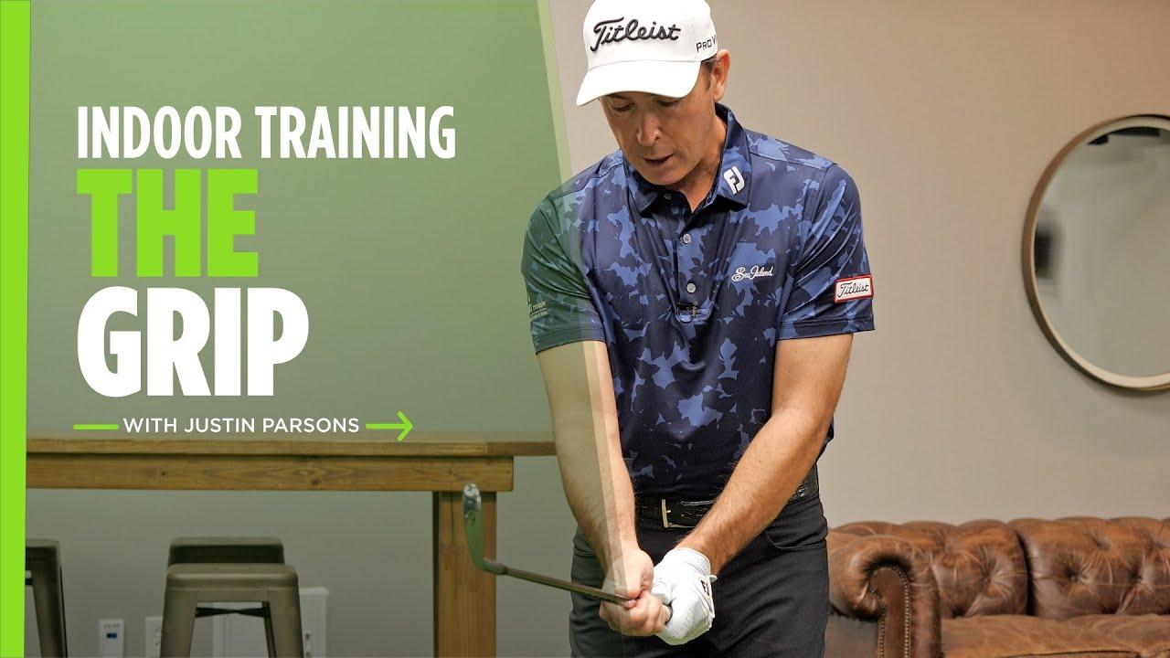 Titleist Tips: Indoor Golf Training - The Grip