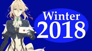 Winter 2018 Anime Roundup